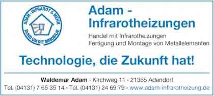 Hartmann-Marktplatz Adam Infrarotheizungen Hartmann-Plan