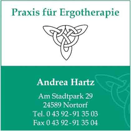 Hartmann-Marktplatz Praxis für Ergotherapie Andrea Hartz Hartmann-Plan