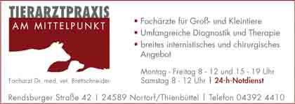 Hartmann-Marktplatz Tierarztpraxis Dr. J. Brettschneider Hartmann-Plan