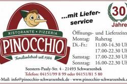 Pizzeria - Ristorante Pinocchio