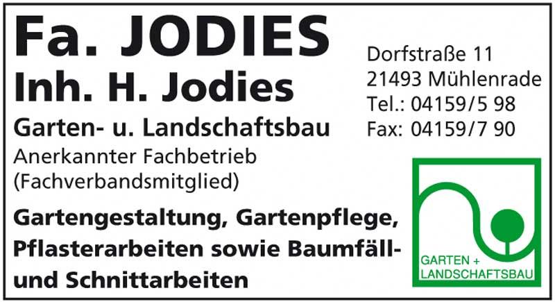 Hartmann-Marktplatz Fa. Jodies Garten- u. Landschaftsbau Hartmann-Plan