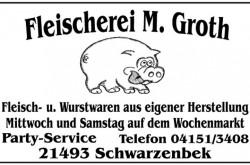 Fleischerei Groth Party Service