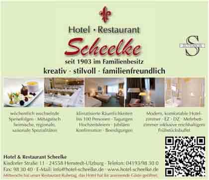 Hartmann-Marktplatz Hotel + Restaurant Scheelke Hartmann-Plan