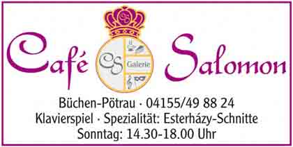 Hartmann-Marktplatz Café Salomon Hartmann-Plan