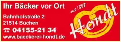 Hartmann-Marktplatz Wilfried Hondt - Bäckerei u. Konditorei Hartmann-Plan