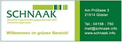 Hartmann-Marktplatz Schnaak - Versicherungsvermittlungs-- gesellschaft mbH Hartmann-Plan