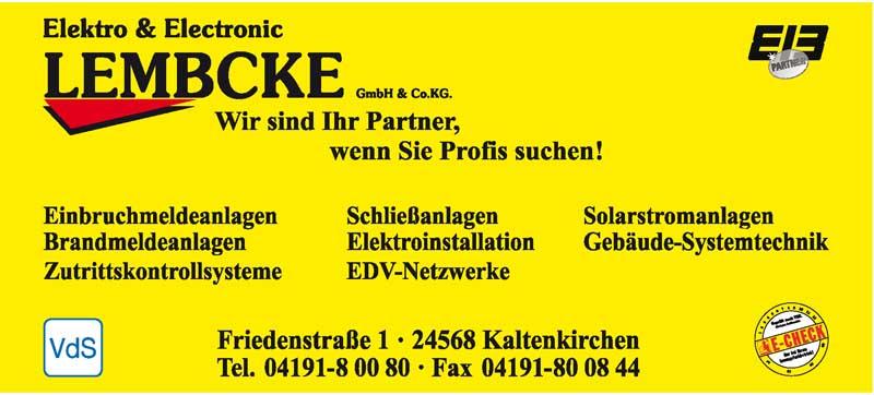 Hartmann-Marktplatz Elektro & Electronic - Lembcke GmbH & Co. KG Hartmann-Plan