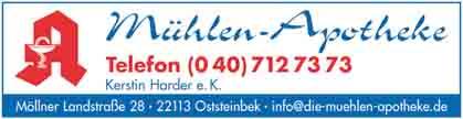 Hartmann-Marktplatz Mühlen-Apotheke - Kerstin Harder e.K. Hartmann-Plan