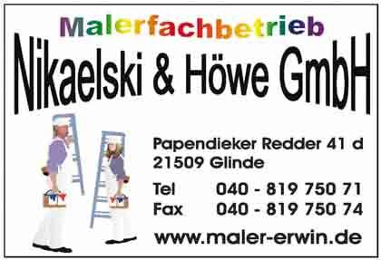 Hartmann-Marktplatz Nikaelski & Höwe GmbH - Malerfachbetrieb Hartmann-Plan
