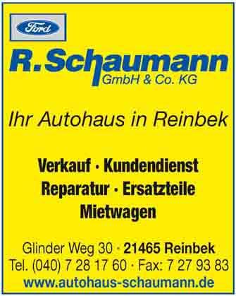 Hartmann-Marktplatz Ford Vertragshändler - R. Schaumann GmbH & Co. KG Hartmann-Plan
