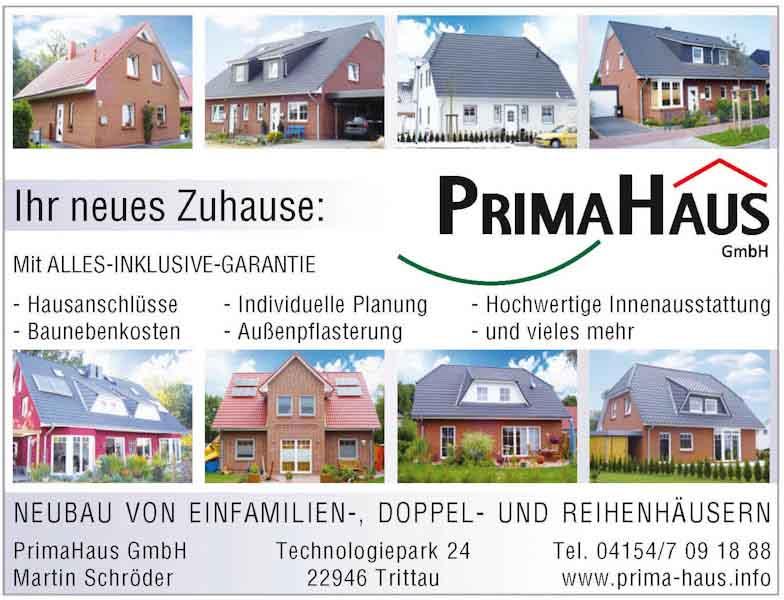 Hartmann-Marktplatz PrimaHaus GmbH Hartmann-Plan
