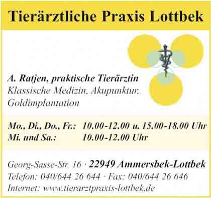 Hartmann-Marktplatz Tierarztpraxis Lottbek Hartmann-Plan