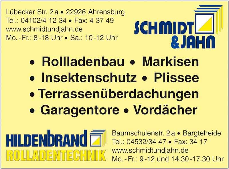Schmidt Jahn Bauelemente Gmbh Hartmann Marktplatz