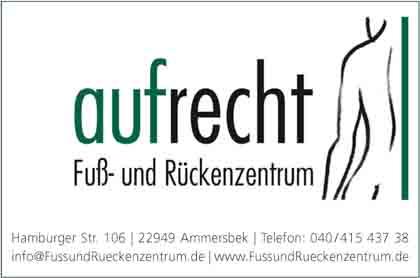 Hartmann-Marktplatz Aufrecht- Fuß- und Rückenzentrum Hartmann-Plan