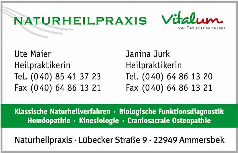 Hartmann-Marktplatz Naturheilpraxis - Heilpraktikerin Ute Maier Hartmann-Plan